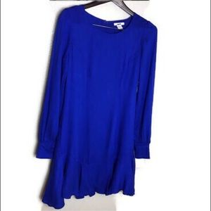 BAR III Cobalt Timberly Dress